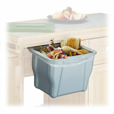 Compost Bin Kitchen or Garden Composter Organic Waste Recycling Box Rubbish Bin