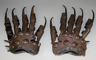 eagle-hand glove protective antique Chinese handmade