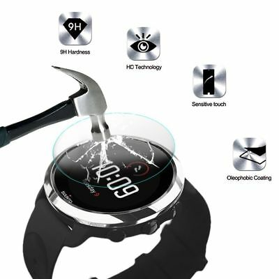 9H Anti-Scratch Screen Protector Tempered Glass Film for SUUNTO 3 Fitness Watch