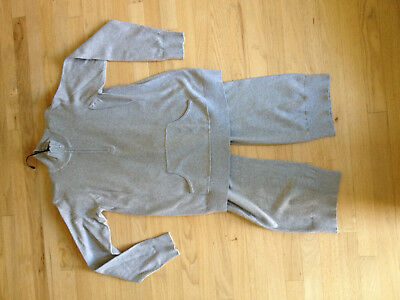 Mimi Maternity grey 2pc casual suit