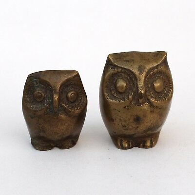 Small Piece Of OWL STATUE Beautiful Different size collectible piece