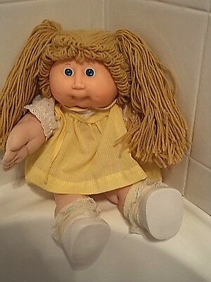 *** Vintage Cabbage Patch Doll...fully Clothed. ***