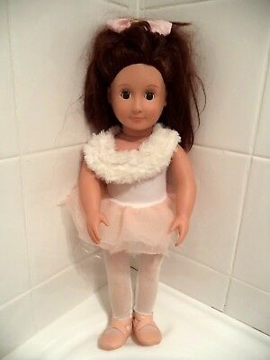 *** Our Generation Doll By Battat. ***