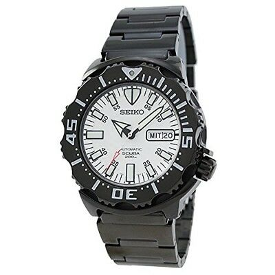 SEIKO SZEN006 Early sale limited model Divers watch White waterproof mechanical