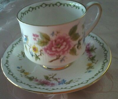 Paragon Bone China -Cup & Saucer-Collectors