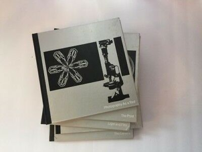 Vintage Time Life Books - The Library of Photography - 5 Volumes Very Good Cond.