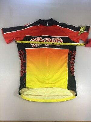 PRIMAL WEAR AC DC For Those About To Rock Cycling Jersey Mens with ... f25c7553b