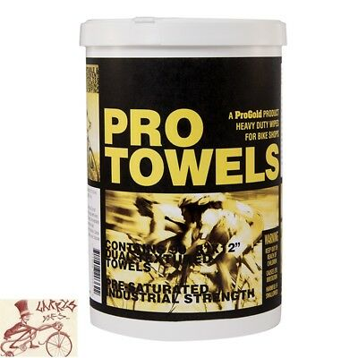 Progold Power Cleaning Towels--Tub Of 90