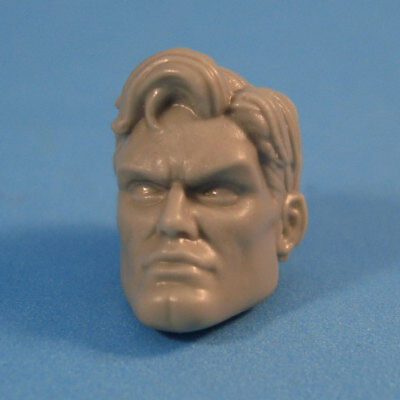 "MH268 Custom Cast head use w//3.75/"" Star Wars GI Joe Acid Rain action figures"