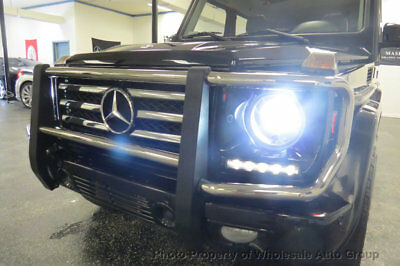 Mercedes-Benz G-Class G550 ONE OWNER CARFAX CERTIFIED. MUST SEE. NATIONWIDE SHIPPING. WHOLESALE PRICE