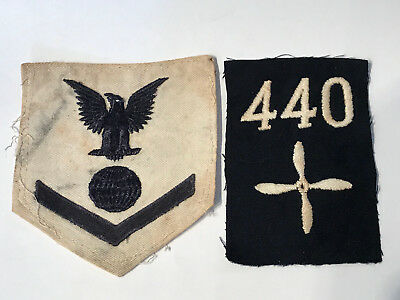 Wwi & Wwii Us Patches