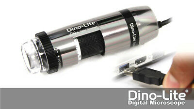Dino-Lite Edge AM7815MZTL 5x~140x 5.0MP USB Handheld Digital Microscope