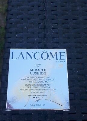 FDT miracle cushion  03 Lancome