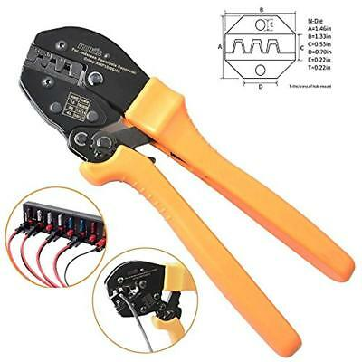 IWISS Ratcheting Wire Crimping Tools For AMP 15, 30 And 45 Cable Connectors With
