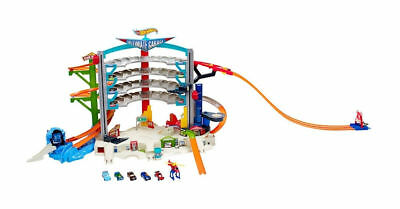 Hot Wheels Ultimate Garage Play Set (CMP80)