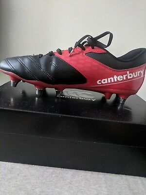 Canterbury rugby boots size 12