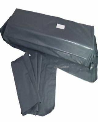 """10 Grey Plastic Mailing Bags Size 12x35"""" Mail Postal Post Postage Self Seal"""