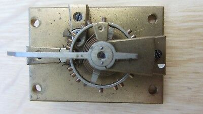 Clock Platform Escapement.