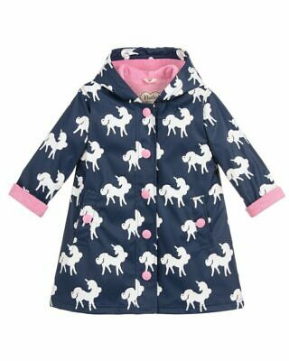Hatley Colour Changing Unicorn Raincoat S19Cuk817