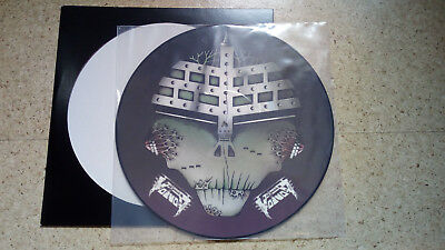 VOIVOD - Cockroaches / Too Scared To Scream Picture Disc !!!
