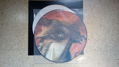 LORDIAN GUARD (WARLORD) - Behold A Pale Horse PICTURE DISC !!!!