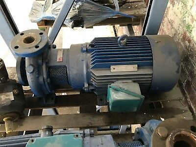 Apex Water Pump 50-200 with 18.5kw 3 phase motor