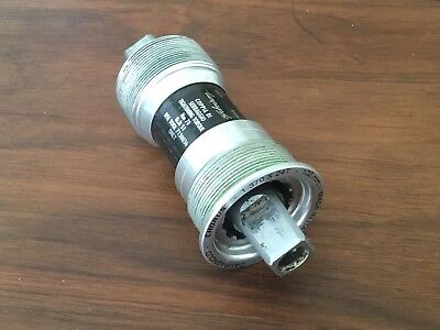 Campagnolo Chorus Carbon Bottom Bracket 102mm,1.370x24T BB, Colnago Record Gios
