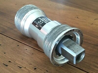 Campagnolo Chorus Bottom Bracket 102mm, 36x24T Italian BB, Colnago Record Gios