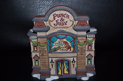 Dept 56 Dickens Village Punch and Judy Theatre 4036511 NEW