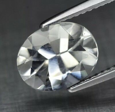 VS natura Goshenite Beryl 2.13 Ct -video