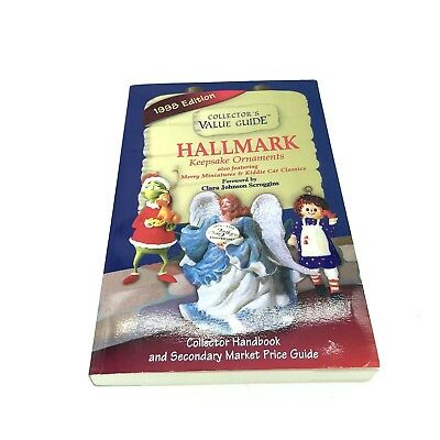 1998 Hallmark Keepsake Ornaments Collectors Value Guide