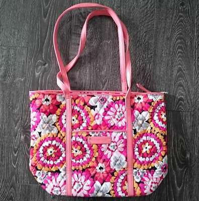 39c4a7ee3e new with tag vera bradley small trimmed vera tote in 2 different prints  ~~free
