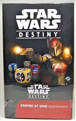 Star Wars Destiny - Empire at War Booster Box 36 Count Factory Sealed