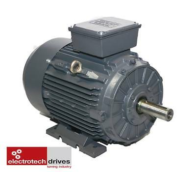 22KW 30HP Three (3) Phase Electric Motor 1400 RPM 4 Pole  400V IE3 Efficiency