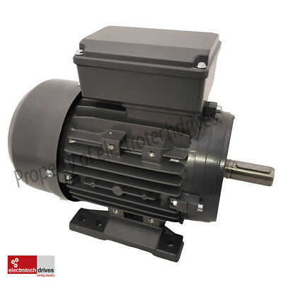 1.1kw 1.5 hp 900rpm 6 pole 240V Single Phase Permanent Rated