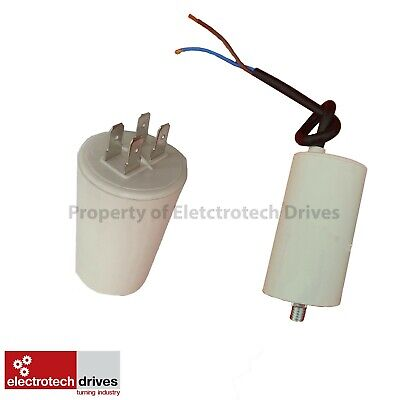 Capacitors All Sizes To Suit Most Appliances Hoover Whirlpool Etc Run Capacitor