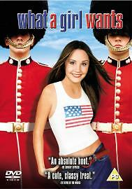 What A Girl Wants (DVD, 2004)E0493