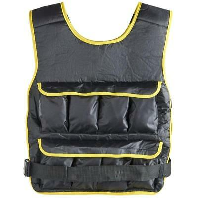 Adjustable Weighted Training Vest Gym 20Kg Weight Gold Coast