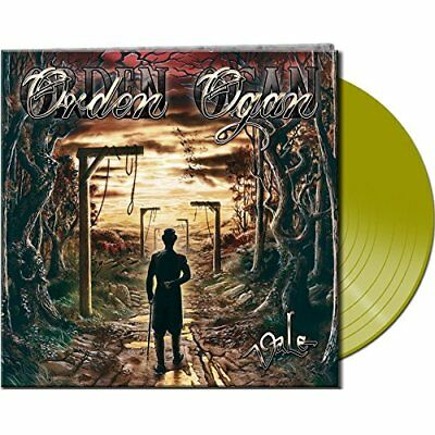 ORDEN OGAN Vale LP YELLOW VINYL 2018 LTD.250