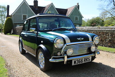 Classic Mini Cooper Only 22k From New (Perfect Car)