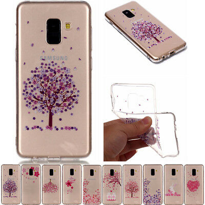 Fashion Soft Silicone TPU Skin Case Phone Back Cover For iPhone Huawei P20 Phone