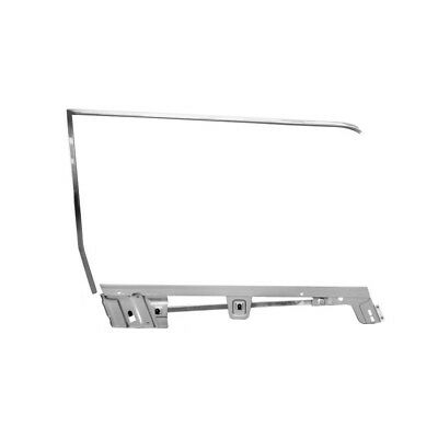 67 - 68 Mustang Coupe Door Window Frame Kit - Right / Passenger Side