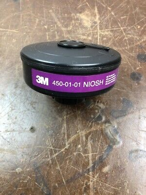 3M 450-01-01 HE Particulate NIOSH PAPR POWERFLOW RESPIRATOR FILTER