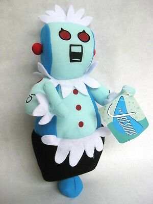 """The Jetsons Plush Rosie The Robot Doll 10"""" With Tag"""