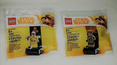 LEGO® Star Wars POLYBAG 40300 HAN SOLO™ MUDTROOPER + 40299 KESSEL MINE WORKER