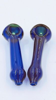 """5"""" INCH TOBACCO Smoking Pipe Herb bowl Glass Hand Pipes"""