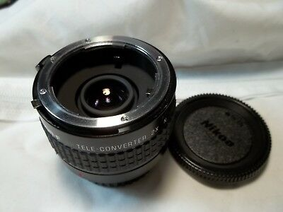 Tamron-F Sp Tele-Converter 2X N Bbar Mc7 For Nikon F Ai Lenses