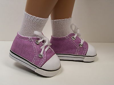 "PURPLE Classic Doll Shoes For 16/"" 17/"" Sasha Debs"