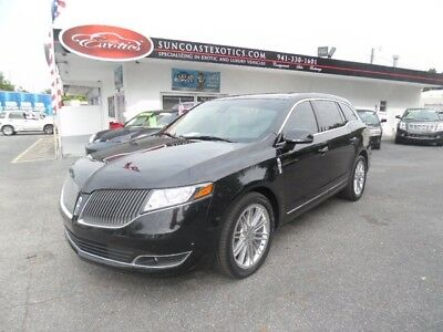 MKT Elite 2014 Lincoln MKT ELITE AWD ECOBOOST! EVERY AVAIL OPTION! 1 OWNER, CLN CARFAX!