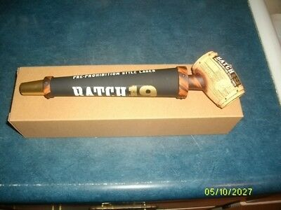 Batch 19 Beer Tap Handle Knob Coors Brewing Brand New In Box 11 Inch